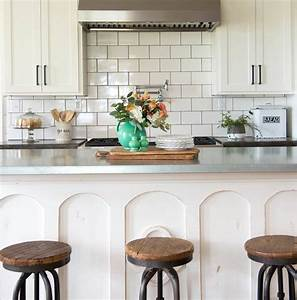 in with the new at home a blog by joanna gaines With kitchen colors with white cabinets with magnolia market wall art