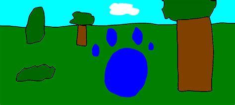 blue s clues backyard by titan994 on deviantart