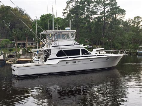 Fishing Boats For Sale In Panama by 1989 Used Hi Sport Fishermansport Fisherman Sports