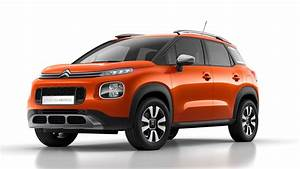 Citroen Reveals Funky New C3 Aircross Small Crossover  129