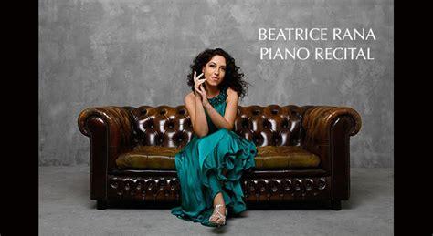 Beatrice Rana Piano Recital