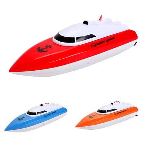 Toy Boat Rc by Kids Remote Control Boat Rc Super Mini Electric Speed Boat