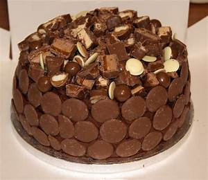 The most beautiful cool chocolate birthday cakes | Tops HD ...