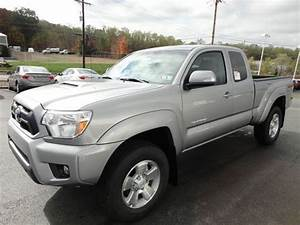Find New New 2014 Tacoma Access Cab V6 6 Speed Manual 4x4