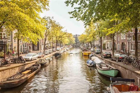 Amsterdam The Netherlands The College Girls Guide To