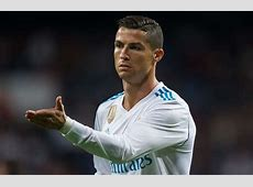 There's something not quite right with Cristiano Ronaldo