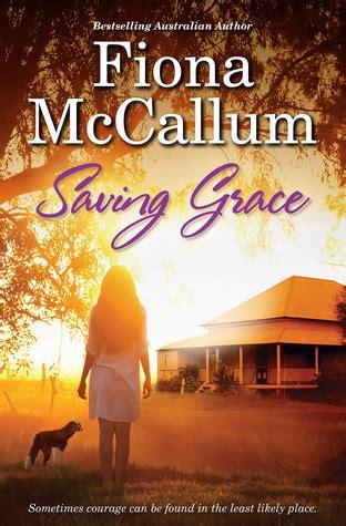 saving grace  fiona mccallum