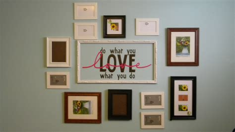 Photo Frames On Wall June 2013 All1story