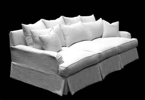 Goose Down Sofa Down Blend Sofa Sectional Design