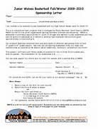 Sponsorship Letter Template Letter Sample Sponsorship Request Letter Writing A Letter Requesting Donations Resume Builder For Sample Letter Donations Sample Letters Asking For Donations Donation Request Letter How To Write A Donation Request Letter For Basketball Cover Letter