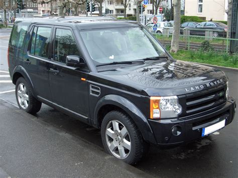 land rover discovery hse land rover range rover discovery 3 td v6 hse photos