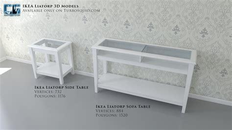 ikea liatorp sofa table ikea liatorp table sofa 3ds