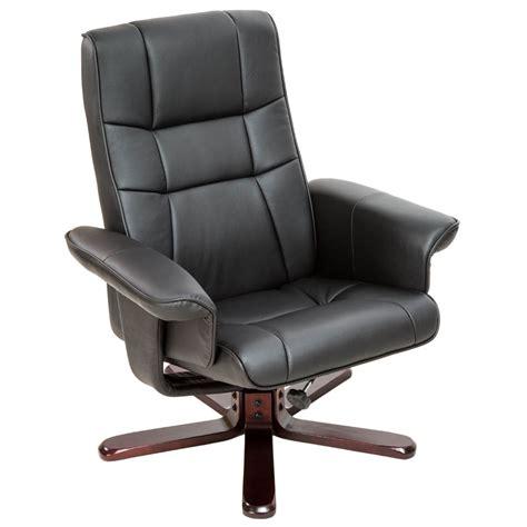 chaise pivotant fauteuil tv inclinable tabouret repose pied en bois chaise
