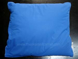 thanks mail carrier achieve better sleep with the With coldest pillow