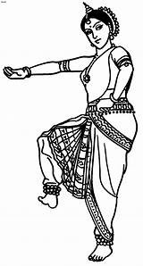 Folk Indian Coloring Pages Dance India Classical Dancing Music Bollywood Drawing Odissi Party Great Cliparts Colouring Clipart Dancer Cartoon Drawings sketch template
