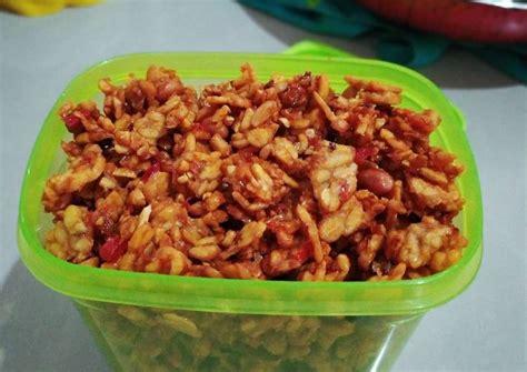 Resep ayam goreng padang lezat. Resep Sambal Goreng Tempe Kacang Kering / Resep Sambal Goreng Tempe Kacang Teri Suktri Suuk Ikan ...