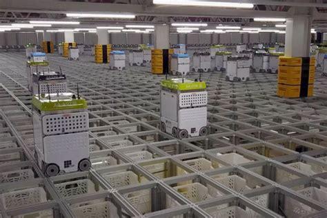 casino construit un entrep 244 t automatis 233 pour livrer l alimentaire 224 domicile la revue du digital