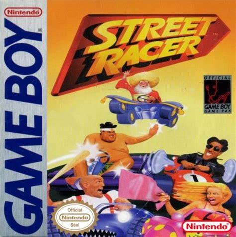 Street Racer Game Boy