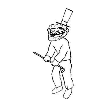 Dancing Troll Meme - dancing troll face meme