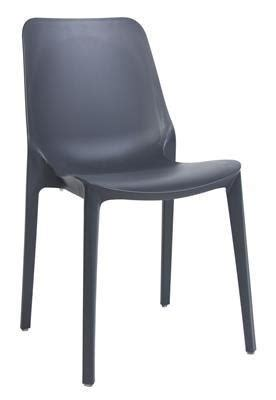commercial cafe chair resin out034 creative furniture