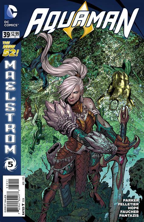 Preview Vo  Aquaman #39 Dcplanetfr