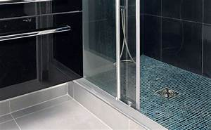 Poser un receveur de douche prêt à carreler
