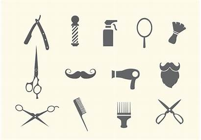 Barber Salon Vectors Spa Svg Cutting Graphic