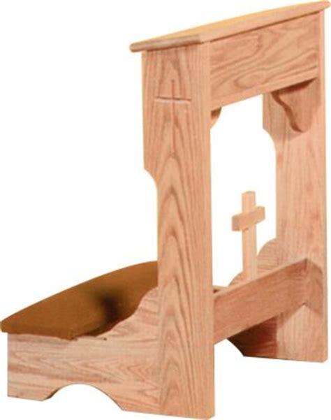 chaise prie dieu 2122 prie dieu w shelf 22 w x 21 d 32 h 2122a prie dieu w