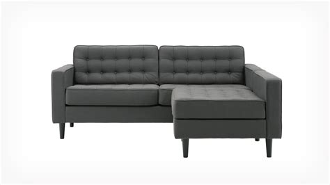 chaise designe 2 sectional sofa with chaise design homesfeed