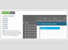 DayPilot for ASPNET WebForms AJAX CalendarScheduler