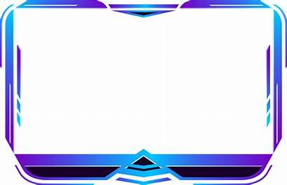 Webcam Overlay Borders Overlays Twitch Facecam Streaming