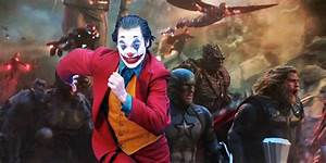 Joker, Box, Office, Success, Shows, Marvel, Movies, Aren, U2019t, The, Only, Way