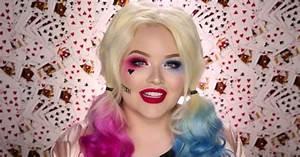 Harley Quinn Makeup Tutorial From NikkieTutorials ...