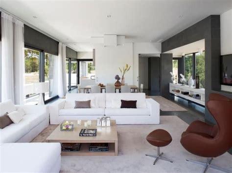 Offene Küche Wohnzimmer by Wohnzimmer Mit Offener Design K 252 Che Wohnideen