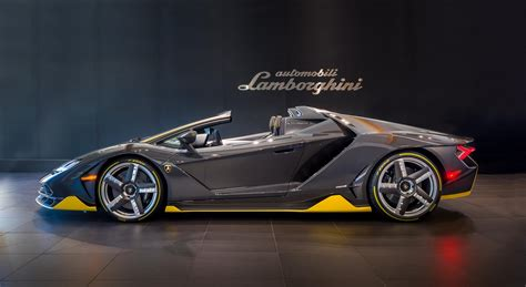 lamborghini centenario world 39 s first 2 3 million lamborghini centenario roadster