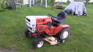 Roper Rt  16 Garden Tractor W   Hydraulics