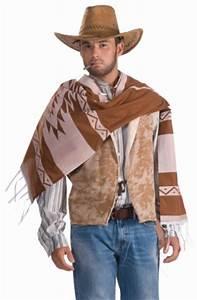 Forum Novelties Inc Menu0026#39;s Lonesome Cowboy Costume - Clint Eastwood Collection