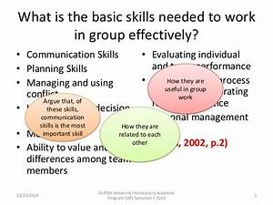 what is the basic skills needed to work With basic skills