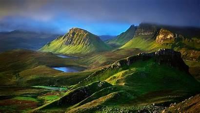 Scotland Scenery Wallpapers Isle Skye Windows Highland