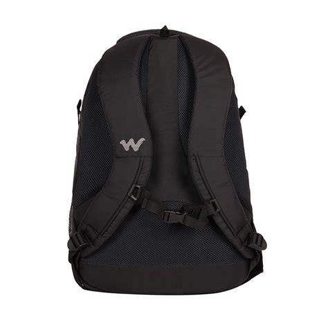 Wildcraft Continuum Laptop Backpack Black - Buy Wildcraft