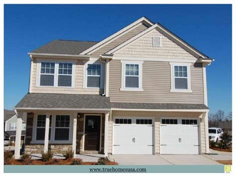 homes true homes usa new home builder in carolina True