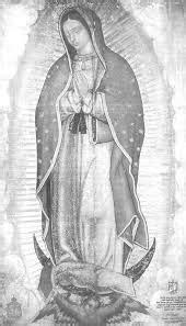 Resultado de imagen para dibujos a lapiz virgen maria