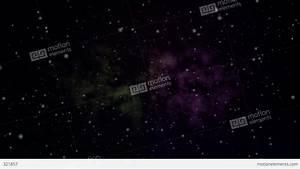 Galaxy Starfield HD Loop Stock Animation | 321857