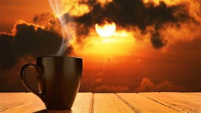 Coffee Sun Rising Wallpapers Morning Cup Laptop