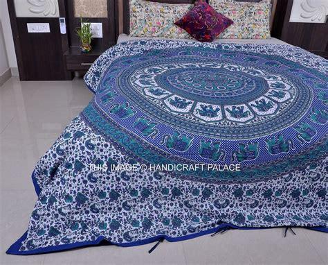 duvet blanket cover elephant mandala duvet cover queen size quilt cover