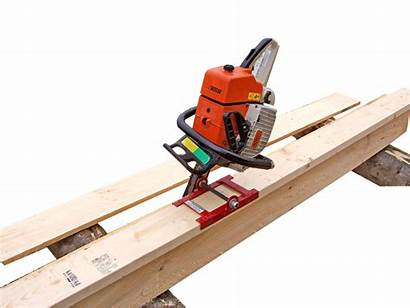 Chainsaw Attachment Boardmaster Mill Lumber Hud Son