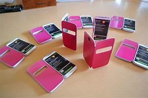 Carte De Visite Original : carte de visite forme smartphone ~ Melissatoandfro.com Idées de Décoration