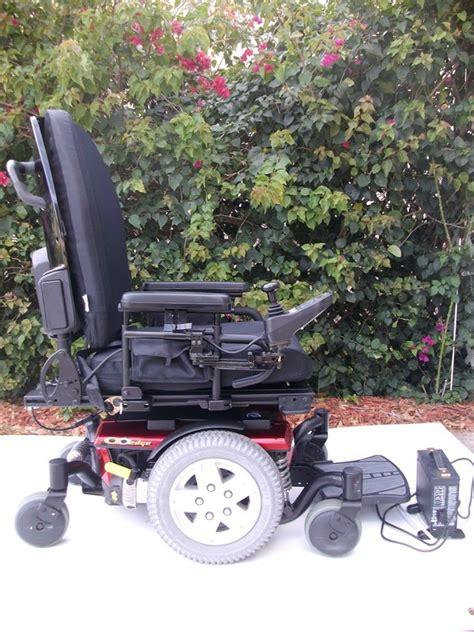 pride mobility quantum  edge power chair  seat lift
