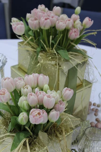 Glass Candle Holders Wrapped Sandwich Paper Raffia Ribbons by Michele Gledhill Inspiration 1 Tulip