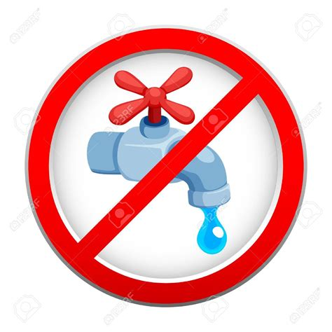 Water Pollution Drinking Water Clipart